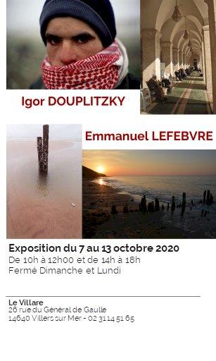 Emmanuel Lefebvre et Igor Douplitzky