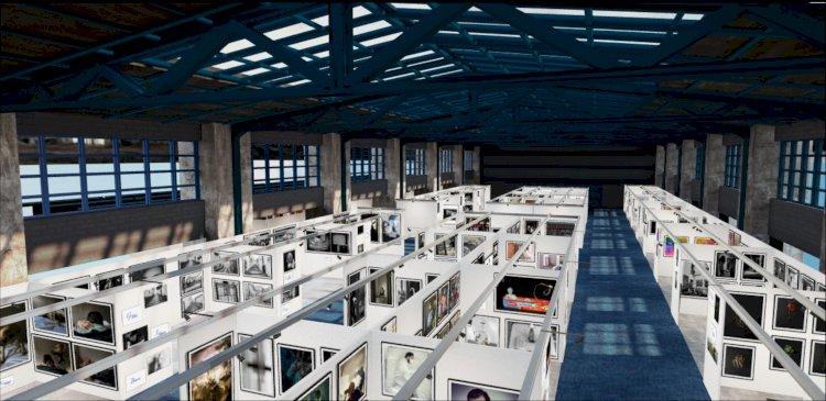 Expo photo virtuelle 3D